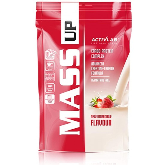 Activlab Mass Up Mass Gainer 5000 Gr