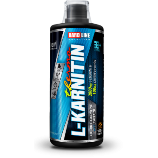 L-Karnitin Thermo Şeftali 1000 Ml