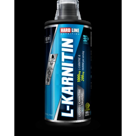 L-Karnitin Sıvı Limon 1000 Ml
