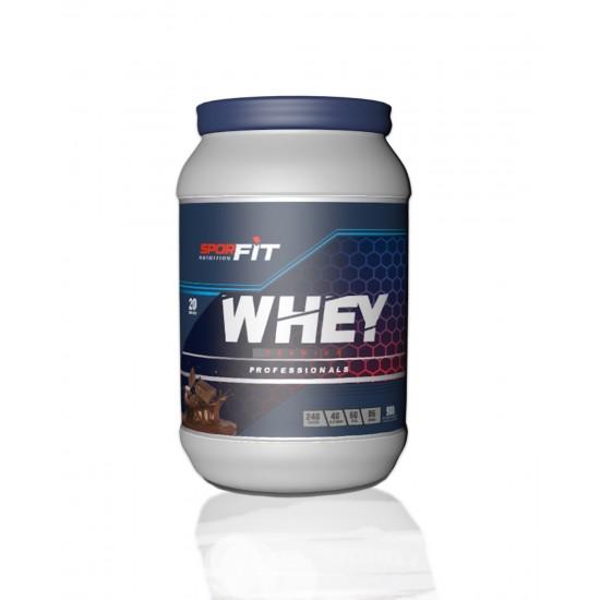 SporFit Nutrition Premium Whey (Professionals) 900 Gr