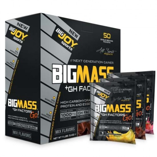 BIGJOY BIGMASSGO GH FACTORS